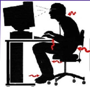Ergonomically Incorrect Posture
