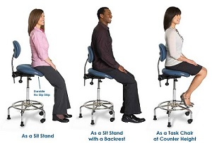 3-in-1 Task Chair
